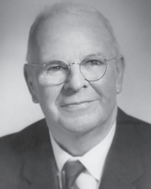 Photo of P.A. Woodward circa 1960
